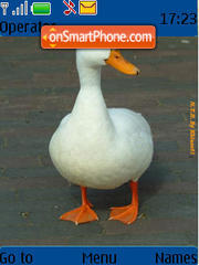 Duck tema screenshot