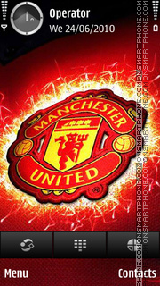 Mufc tema screenshot