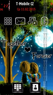 Together Forever 18 tema screenshot