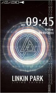 Linkin Park 15 tema screenshot